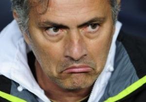 The Sunday Times: Моуриньо принял решение уйти из Реала