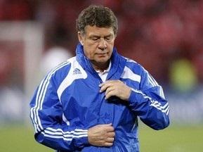 Тренер сборной Греции: Шансы 50 на 50