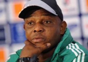 Тренер збірної Нігерії виступив на захист Брауна Ідейє