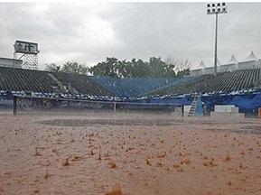 Злива зашкодила старту першого в історії турніру ATP в Сербії