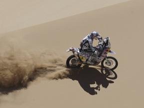 Дакар-2010: Кома победил на девятом этапе в классе мотоциклов