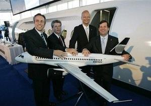 Квартальная прибыль канадского конкурента Airbus и Boeing взлетела на 53%
