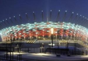 Источник: Открытие арены Евро-2012 в Варшаве под угрозой срыва