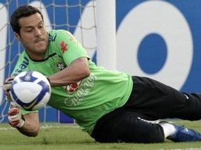 Голкипер Интера может пропустить четыре матча Серии А