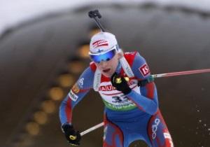 Биатлон: Макаряйнен выиграла индивидуальную гонку, одна украинка - в двадцатке