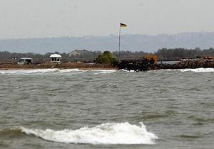 Україна-Росія - прикордонники - човен - Новая газета: Він потонув
