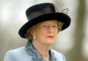 Світ вшановує Маргарет Тетчер