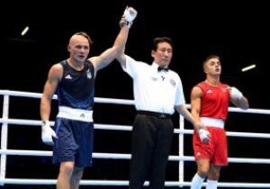 Олимпийский бокс: украинец Денис Беринчик блестяще выходит в финал