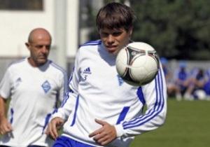 Вукоевич: Эмоций много, но сейчас я игрок Динамо Киев