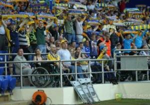 Нынешний чемпионат Украины побил рекорд по числу болельщиков
