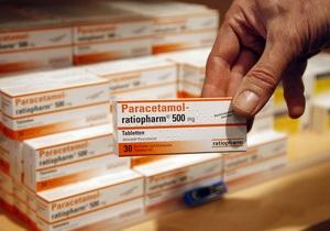 Парацетамол - головний біль - туга - болезаспокійливе - Парацетамол здатний полегшити емоційний біль