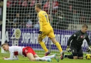 Ярмоленко: Будем бороться до конца за выход на чемпионат мира
