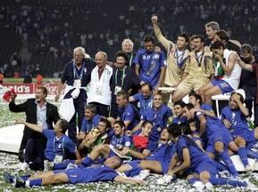 Италия - Парагвай. Проверка на вшивость для Чемпионов