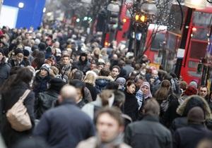 У 2010 році у Лондоні понад 60% дітей народилося у сім'ях іммігрантів