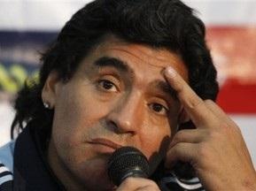 Марадона: Кожен гол болівійців - колючка в моєму серці