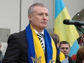 Суркис призвал мониторить подготовку к Евро-2012