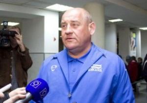 Генеральный директор Днепра раскритиковал Коллину
