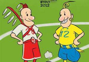 Карикатурист из Коломыи нарисовал альтернативные талисманы Евро-2012