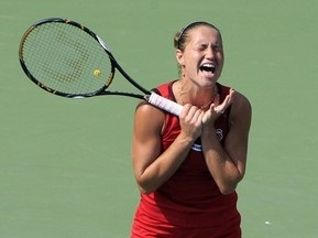 Катерина Бондаренко удивлена красивым теннисом