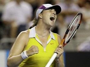 Australіan Open: Клейбанова програла в міксті