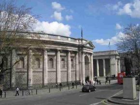 Банк Ирландии потерял 35 млрд евро