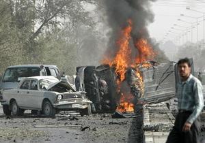 Новости Сирии - Взрыв - В сирийском городе Хама прогремел взрыв, есть жертвы