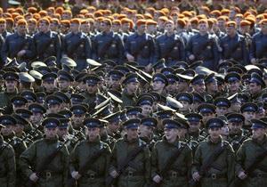 У Москві проходить Парад Перемоги