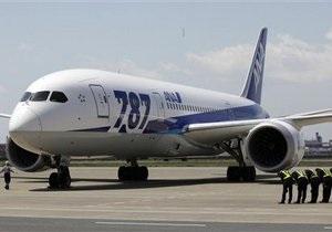 лайнер мрії - новини Boeing - Простої  лайнера мрії  коштуватимуть Boeing кілька десятків мільйонів доларів