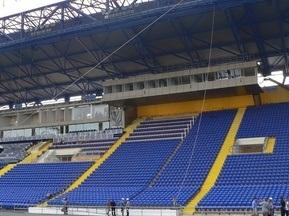 На харківському стадіоні Металіст підсилять контроль за вболівальниками