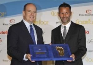 Гиггз стал обладателем премии Golden Foot