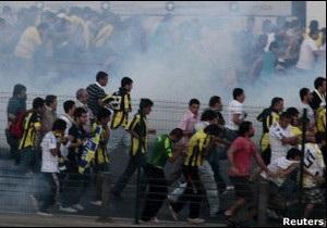 Шахтар  постраждав від футбольного скандалу в Туреччині