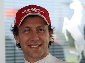 Бадоер будет выступать за Ferrari до возвращения Массы