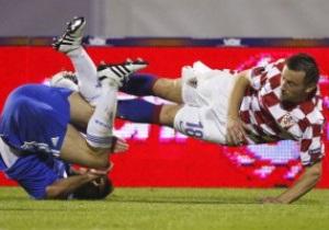 Евро-2012. Группа F: Хорватия одержала трудную победу в Израиле