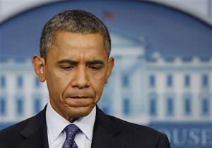 Бюджетный кризис в США: Обама в заложниках - бюджет сша - барак обама