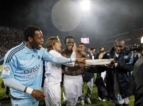 Лига 1: Лилль побеждает Марсель и выходит на второе место