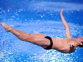 Стрибки у воду: Кваша став срібним призером ЧЄ