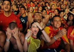 В Киеве ожидается многотысячный испанский десант