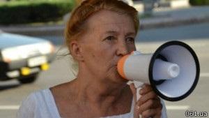 Amnesty International заявила, що активістку примусово помістили до психлікарні