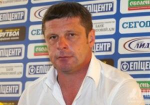 Лужный: Против Тайсона ничего не имею, но в сборной должны играть украинцы