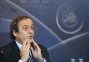 Bild: Платини планирует упразднить Лигу Европу и расширить Лигу Чемпионов