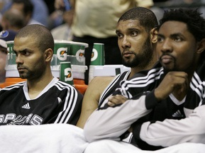 NBA: Даллас громить Сперс в їх лігві