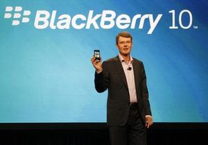 Продажи нового BlackBerry опережают даже очень амбициозные прогнозы