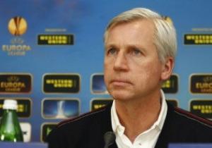 Тренер Ньюкасла посетовал на ошибки и расслабленность команды