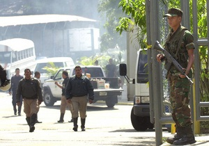 Венесуельські поліцейські застрелили дочку консула Чілі
