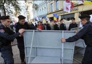 Тимошенко привезли з СІЗО до Печерського суду