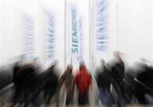 Компания Siemens забрала из французского банка 500 млн евро