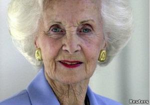 У Швеції померла  народна  принцеса Ліліан