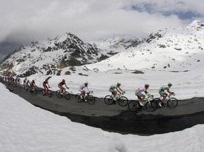 Giro d Italia: Чопп выигрывает 20-й этап многодневки