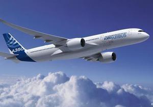Новий надекономний літак: А350 вперше піднявся в повітря