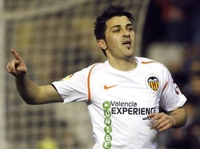 Goal.com: Барселона договорилась о переходе Вильи